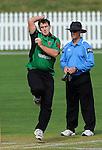 WTTU player #74 during the Senior ODI Final WTTU v Wanderers. Saxton Oval, Richmond, Nelson, New Zealand. Saturday 29 March 2014. Photo: Chris Symes/www.shuttersport.co.nz