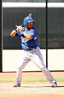 Brian Cavazos-Galvez - Los Angeles Dodgers - 2010 Instructional League.Photo by:  Bill Mitchell/Four Seam Images..