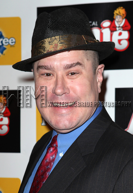 Merwin Foard attending the Broadway Opening Night Performance After Party for 'Annie' at the Hard Rock Cafe in New York City on 11/08/2012