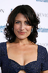 LOS ANGELES, CA. - September 20: Actress Lisa Edelstein arrives at Entertainment Weekly's 6th annual pre-Emmy celebration presented by Revlon at the Historic Beverly Hills Post Office on September 20, 2008 in Beverly Hills, California.