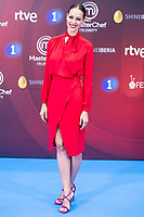 Eva Gonzalez attends to presentation of 'Master Chef Celebrity' during FestVal in Vitoria, Spain. September 06, 2018. (ALTERPHOTOS/Borja B.Hojas) /NortePhoto.com NORTEPHOTOMEXICO