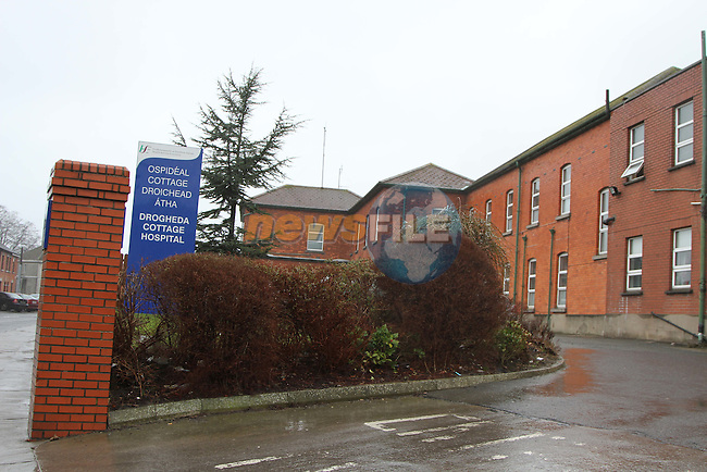 Cottage Hospital, Drogheda, Co.Louth...(Photo credit should read Jenny Matthews/www.newsfile.ie)....This Picture has been sent you under the conditions enclosed by:.Newsfile Ltd..The Studio,.Millmount Abbey,.Drogheda,.Co Meath..Ireland..Tel: +353(0)41-9871240.Fax: +353(0)41-9871260.GSM: +353(0)86-2500958.email: pictures@newsfile.ie.www.newsfile.ie.