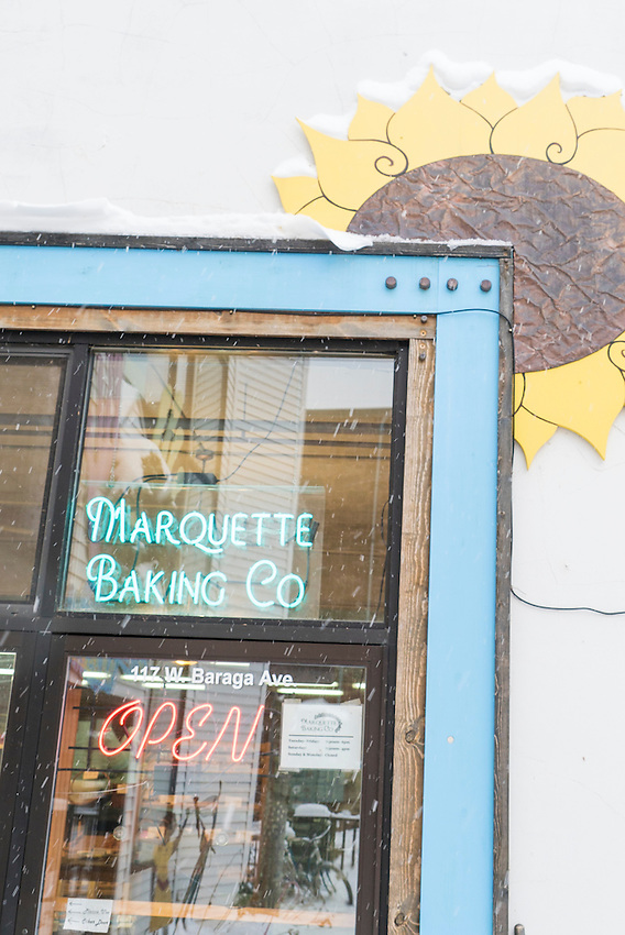 Marquette Baking Company in Marquette, Michigan.