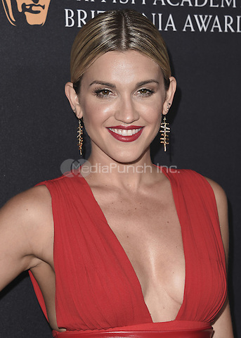 BEVERLY HILLS, CA - OCTOBER 28:  Ashley Roberts at the 2016 BAFTA Los Angeles Britannia Awards at the Beverly Hilton Hotel on October 28, 2016 in Beverly Hills, California. Credit: MediaPunch