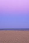 Beach at dusk, Cape Hatteras National Seashore, North Carolina
