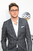 LOS ANGELES - NOV 20: Niall Horan at the 2016 American Music Awards at Microsoft Theater on November 20, 2016 in Los Angeles, California