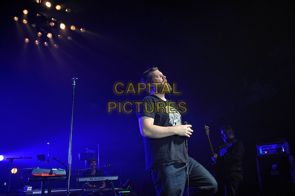 LONDON, ENGLAND - NOVEMBER 12: John Grant performing at Eventim Apollo on November 12, 2015 in London, England.<br /> CAP/MAR<br /> &copy; Martin Harris/Capital Pictures