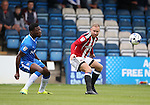 Sheffield United's Matt Done in action during the League One match at the Priestfield Stadium, Gillingham. Picture date: September 4th, 2016. Pic David Klein/Sportimage
