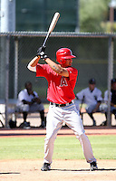 Julio Perez / Los Angeles Angels 2008 Instructional League..Photo by:  Bill Mitchell/Four Seam Images