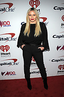 NEW YORK, NY - DECEMBER 8: Alli Simpson at Z100's Jingle Ball 2017 at Madison Square Garden in New York City, Credit: John Palmer/MediaPunch /nortephoto.com NORTEPHOTOMEXICO