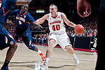 2012-13 NCAA Basketball: Illinois at Wisconsin