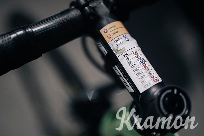 gekko stem-info<br /> <br /> 104th Tour de France 2017<br /> Stage 3 - Verviers &rsaquo; Longwy (202km)