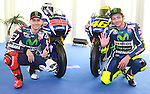 2016 Movistar Yamaha team presentation