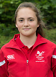 Caitlin Lewis<br /> <br /> Team Wales team photo prior to leaving for the Bahamas 2017 Youth commonwealth games - Sport Wales National centre - Sophia Gardens  - Saturday 15th July 2017 - Wales <br /> <br /> &copy;www.Sportingwales.com - Please Credit: Ian Cook - Sportingwales