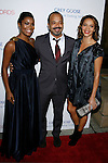 "HOLLYWOOD, CA. - November 24: Actors Gabrielle Union, Jeffrey Wright and guest arrive on the red carpet of the Los Angeles Premiere of ""Cadillac Records"" at The Egyptian Theater on November 24, 2008 in Hollywood, California."