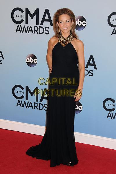 NASHVILLE, TENNESSEE - NOVEMBER 06: Sheryl Crow at the 47th CMA Awards, Country Music's Biggest Night, held at Bridgestone Arena on November 6th, 2013 in Nashville, Tennessee, USA.<br /> CAP/ADM/BP<br /> &copy;Byron Purvis/AdMedia/Capital Pictures