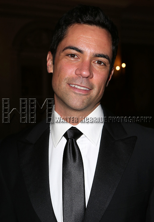 Danny Pino attends the Drama League's 30th Annual 'Musical Celebration of Broadway' honoring Neil Patrick Harris at the Pierre Hotel on February 3, 2014 in New York City.