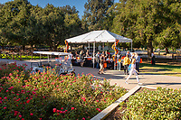Occidental College celebrates Homecoming and Family Weekend on Oct. 19, 2018 in the Academic Quad.<br />