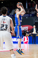 Khimki Moscow's Petteri Koponen during Euroleague match at Barclaycard Center in Madrid. April 07, 2016. (ALTERPHOTOS/Borja B.Hojas) /NortePhoto