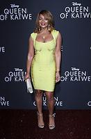 "20 September 2016 - Hollywood, California - Tamala Jones. ""Queen Of Katwe"" Los Angeles Premiere held at the El Capitan Theater in Hollywood. Photo Credit: AdMedia"
