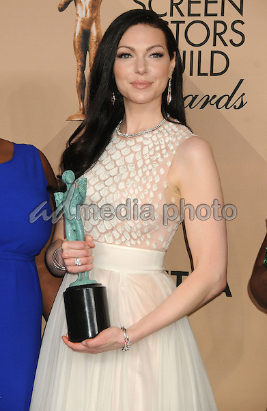 30 January 2016 - Los Angeles, California - Laura Prepon. 22nd Annual Screen Actors Guild Awards held at The Shrine Auditorium. Photo Credit: Byron Purvis/AdMedia