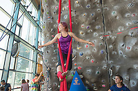 Aerial Silks, Recreation, Rec Cen,