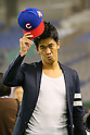 So Takei, <br /> NOVEMBER 14, 2014 - Baseball : <br /> 2014 All Star Series Game 2 <br /> between Japan and MLB All Stars <br /> at Tokyo Dome in Tokyo, Japan. <br /> (Photo by YUTAKA/AFLO SPORT)[1040]