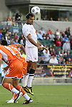 28 April 2012: San Antonio's Pablo Campos (BRA). The San Antonio Scorpions defeated the Carolina RailHawks 1-0 at WakeMed Soccer Stadium in Cary, NC in a 2012 North American Soccer League (NASL) regular season game. It was the first win for the expansion team from San Antonio.