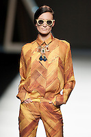 Moises Nieto in Mercedes-Benz Fashion Week Madrid 2013