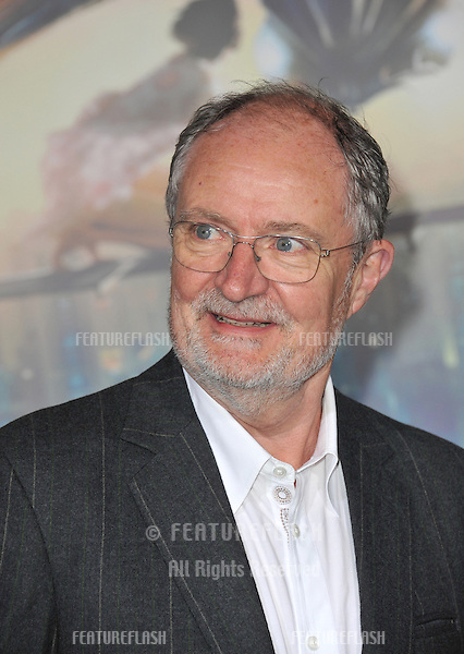 "Jim Broadbent at the Los Angeles premiere of his new movie ""Cloud Atlas"" at Grauman's Chinese Theatre, Hollywood..October 24, 2012  Los Angeles, CA.Picture: Paul Smith / Featureflash"