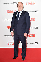 "Paul Chahidi<br /> arriving for the premiere of ""The Death of Stalin"" at the Curzon Chelsea, London<br /> <br /> <br /> ©Ash Knotek  D3338  17/10/2017"