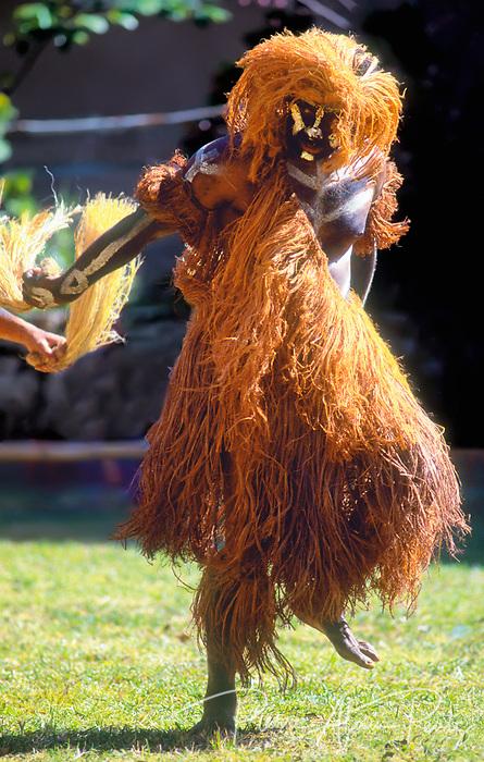 Danseur Kanak