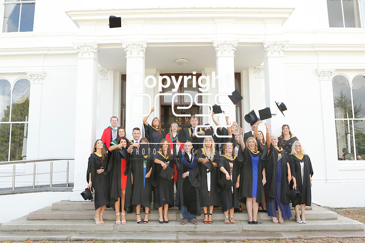 28/08/2014<br /> Pictured at the Department of Life Sciences Graduations at the University of Limerick.<br /> Picture: Don Moloney / Press 22