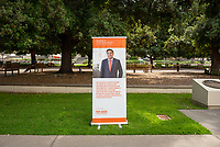 Occidental College launched the public phase of the Oxy Campaign For Good, a comprehensive effort to raise $225 million to strengthen its financial aid endowment and academic and co-curricular programs, at a May 18, 2019 Campaign Leadership Summit on the Occidental campus. More than 100 Oxy community members participated, getting a first-hand look at current programs and celebrated what the Campaign means for the future of Oxy.<br /> (Photo by Marc Campos, Occidental College Photographer)