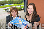 Breda O'Dwyer ITT and Marie Lynch Shannon Development launch the Endeavour entrepreneur competition.