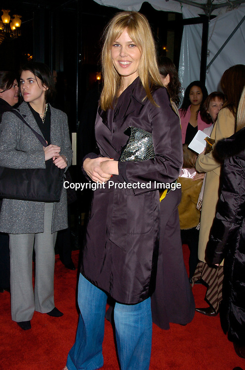 """Mary Alice Stephenson ..at The New York Premiere of """" Jersey Girl"""" on March 9, 2004 at the Ziegfeld Theatre. Photo by Robin Platzer, Twin Images"""