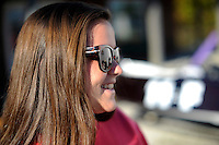 Driver Becky Nichols