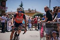 Vincenzo Nibali (ITA/Bahrain-Merida) at the stage start<br /> <br /> Stage 15: Valdengo &rsaquo; Bergamo (199km)<br /> 100th Giro d'Italia 2017
