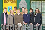 ATTENDING: Teachers and principle who attended the by Centreary of the nuns in Market lane, Tralee on Thursday morning. ...