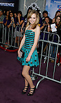 "HOLLYWOOD, CA. - February 24: Actress Meaghan Jette Martin arrives at the Los Angeles premiere of ""Jonas Brothers: The 3D Concert Experience"" at the El Capitan Theatre on February 24, 2009 in Los Angeles, California."