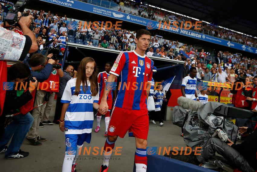 Robert Lewandowski (FC Bayern Muenchen #9) Foto EXPA/ Eibner-Pressefoto/ Schueler - Pressefoto