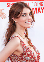 HOLLYWOOD, LOS ANGELES, CA, USA - MAY 21: Dani Thorne at the Los Angeles Premiere Of Warner Bros. Pictures' 'Blended' held at the TCL Chinese Theatre on May 21, 2014 in Hollywood, Los Angeles, California, United States. (Photo by Xavier Collin/Celebrity Monitor)