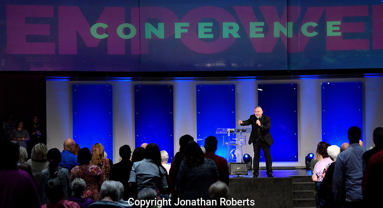 Church Growth of the Americas, Empower Conference 2017 at Evangel World Prayer Center in Louisville, Kentucky.
