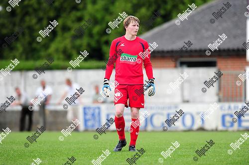 2014-07-19 / Voetbal / seizoen 2014-2015 / Zwarte Leeuw / Nick Adriaensen<br /><br />Foto: mpics.be