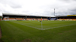 General view during the English League One match at Vale Park Stadium, Port Vale. Picture date: April 14th 2017. Pic credit should read: Simon Bellis/Sportimage