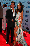 Simon Cowell and Terri Seymour at arrivals for American Idol at Kodak Theatre in Hollywood,25th May 2005. Photo by Chris Walter/Photofeatures
