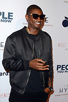 LOS ANGELES, CA - NOVEMBER 13: Usher at People You May Know at The Pacific Theatre at The Grove in Los Angeles, California on November 13, 2017. Credit: David Edwards/MediaPunch