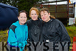 Nuala Curtin,Lucy Cronin and Una Keogh at the Wilderness Challenge 'B Wildered' at Glanageenty Ballymacelligott on Saturday