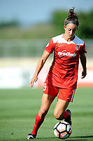 Boyds, MD - Saturday August 12, 2017: Havana Solaun during a regular season National Women's Soccer League (NWSL) match between the Washington Spirit and The Boston Breakers at Maureen Hendricks Field, Maryland SoccerPlex.