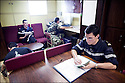 2009 / Officier &eacute;l&egrave;ve.<br /> L'avant poste.